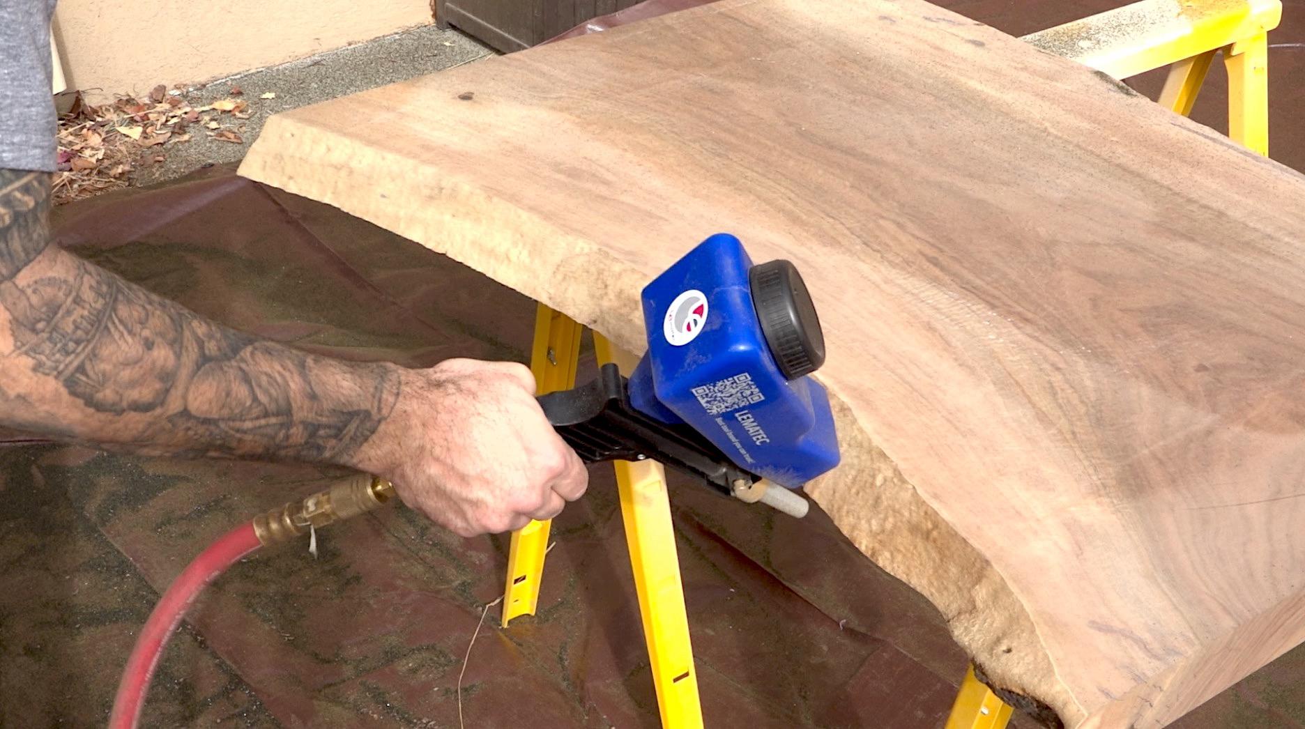 Ponceuse Pour Poutre Bois sabler du bois : avec quoi réaliser le sablage ?
