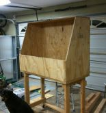 fabrication cabine de sablage diy