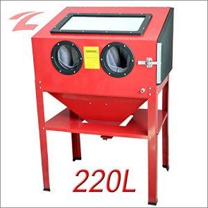 cabine de sablage 220 litres ZNL